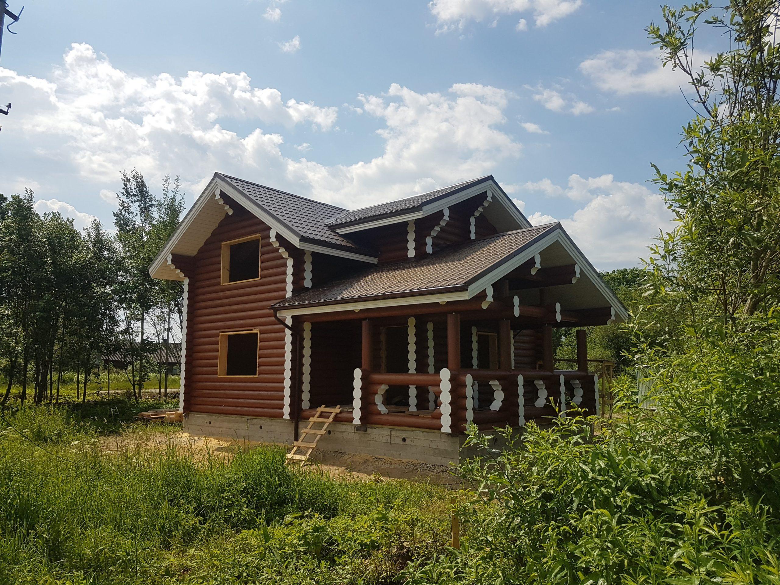 Деревня Доможирово