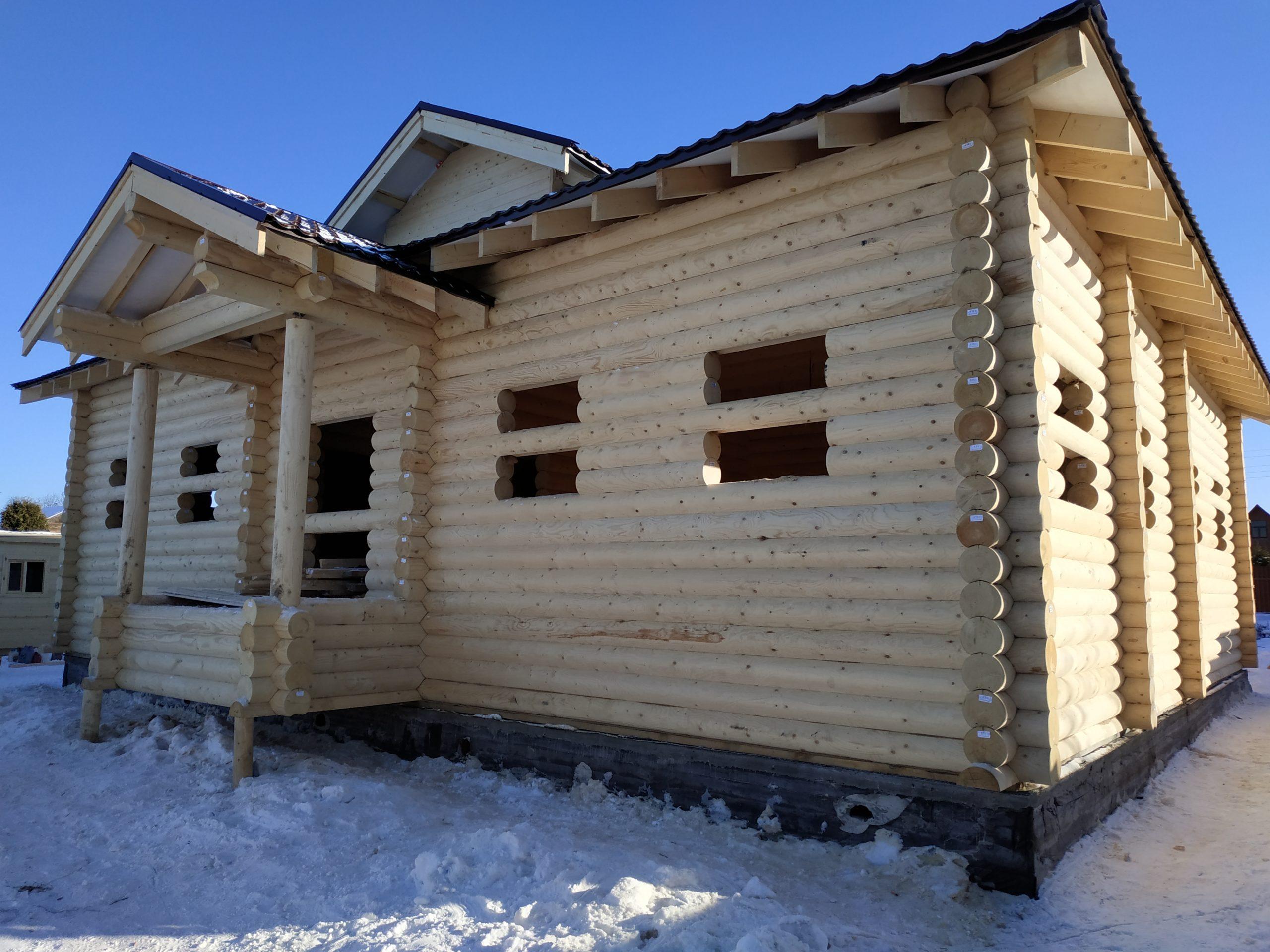 Дом в деревне Кострецы Тверская область